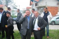 Ilija Begic i Mario Zubak